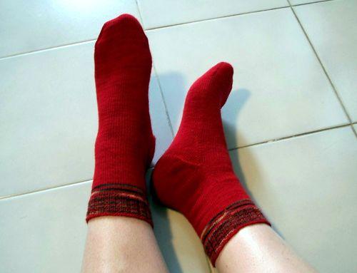 Herz Socks2