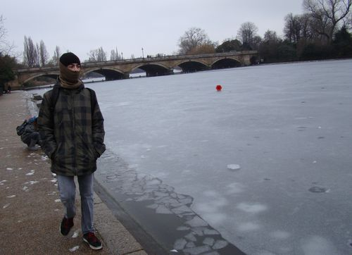 Frz Alex River