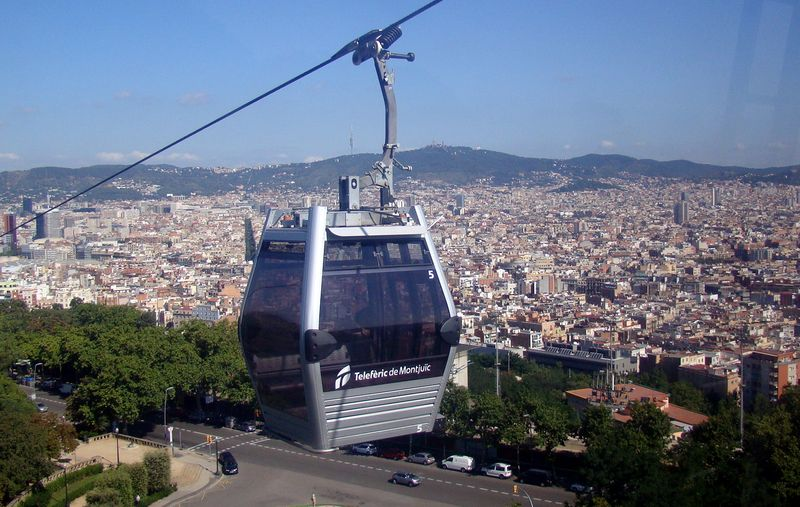 Cable View Car